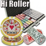 1,000 Ct - Pre-Packaged - Hi Roller 14 G - Aluminum