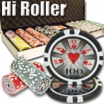 500 Ct - Pre-Packaged - Hi Roller 14 G - Aluminum