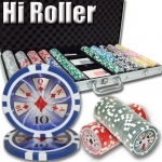 750 Ct - Pre-Packaged - Hi Roller 14 G - Aluminum