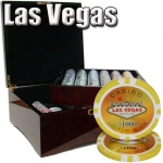 750 Ct - Pre-Packaged - Las Vegas 14 G - Mahogany