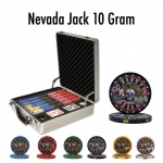 500 Ct - Pre-Packaged - Nevada Jack 10 G - Claysmith