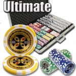 1,000 Ct - Pre-Packaged - Ultimate 14 G - Aluminum
