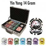 300 Ct - Pre-Packaged - Yin Yang 13.5 G - Claysmith