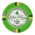 Roll of 25 - Bluff Canyon 13.5 Gram - $25