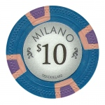 Roll of 25 - Milano 10 Gram Clay - $10