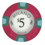 Roll of 25 - Milano 10 Gram Clay - $5