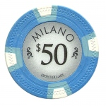 Roll of 25 - Milano 10 Gram Clay - $50