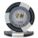 Roll of 25 - Tournament Pro 11.5 gram - $100