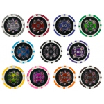 Ace Casino Sample Pack - 11 Chips