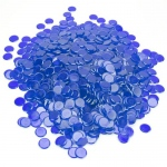 1000 Pack Blue Bingo Chips