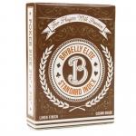 Brown Brybelly Elite Medusa Deck - Wide Size / Reg. Index