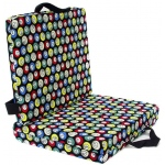 Casino Supply Deluxe Double Bingo Ball Seat Cushion