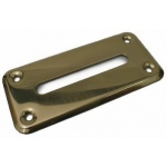 Casino Supply Money Drop Slot Frame: Brass