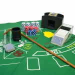 Casino Supply Blackjack & Craps Package