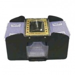 Casino Supply Automatic 4 Deck Playing Card Shuffler