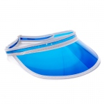 Casino Supply Casino Blue Dealer Visor