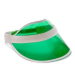 Casino Supply Deluxe Casino Dealer Visor with Elastic Headband
