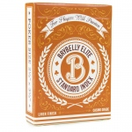 Orange Brybelly Elite Medusa Deck - Wide Size / Reg. Index